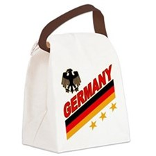 germany a.png Canvas Lunch Bag