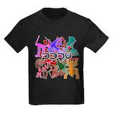 Peru Kids T-shirts (Dark)
