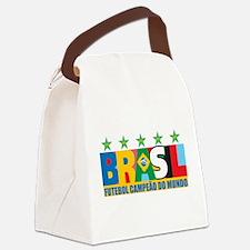 brasil.png Canvas Lunch Bag