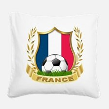 france.png Square Canvas Pillow
