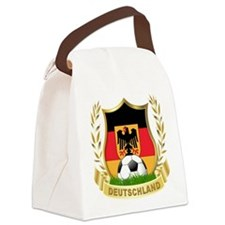 germany soccer.png Canvas Lunch Bag