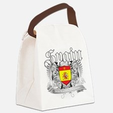 2010 spain champions.png Canvas Lunch Bag