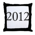 Graduation Year Throw Pillow