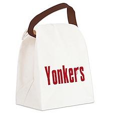 Arthur ave.png Canvas Lunch Bag