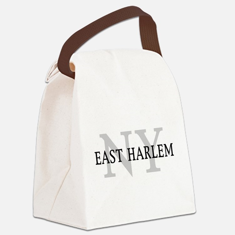 Cute East Canvas Lunch Bag