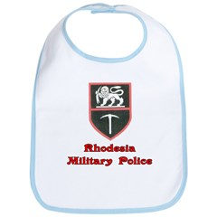 Rhodesia Military Police Bib