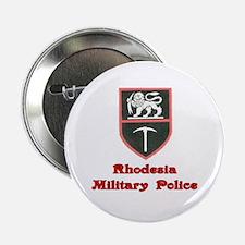 "Rhodesia Military Police 2.25"" Button"