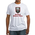 Rhodesia Military Police Fitted T-Shirt