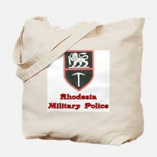 Rhodesia Military Police Tote Bag