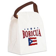boricua.png Canvas Lunch Bag