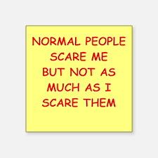 """normal Square Sticker 3"""" x 3"""""""