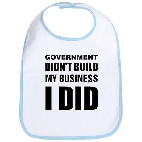 I Built My Business Bib