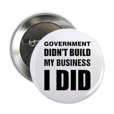 "I Built My Business 2.25"" Button"