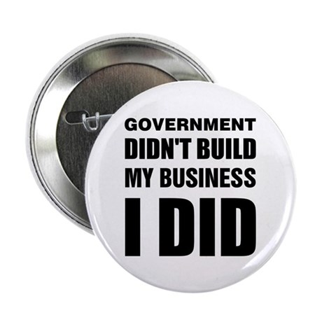 "I Built My Business 2.25"" Button (100 pack)"