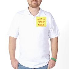 gutter mind T-Shirt