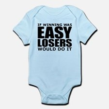 Easy Losers Infant Bodysuit