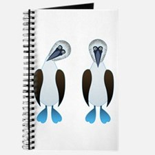 Pair of Boobys Journal