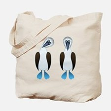 Pair of Boobys Tote Bag