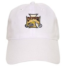 Chopper Baseball Baseball Cap