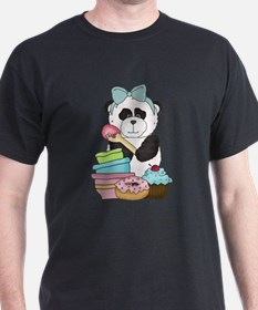 Panda Sweet Treats T-Shirt
