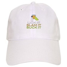 Lick It Slam It Suck It Baseball Cap