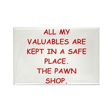 pawn shop Rectangle Magnet