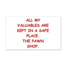 pawn shop Wall Decal