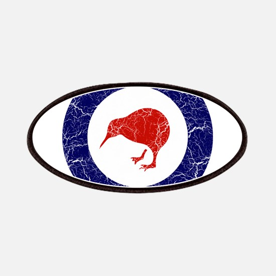 New Zealand Roundel Patches