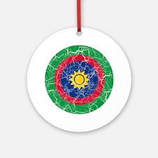 Namibia Roundel Ornament (Round)