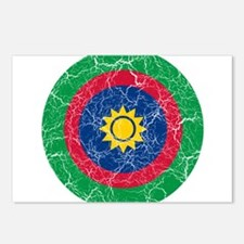 Namibia Roundel Postcards (Package of 8)