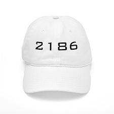 2186 Baseball Cap