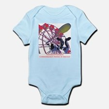 State Fair front Infant Bodysuit