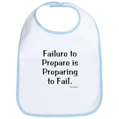 Failute to Prepare Bib