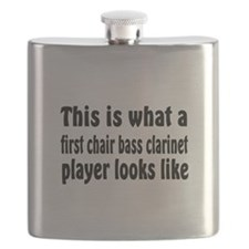Bass Clarinet Flask