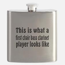 Bass Clarinet Flask