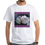 Perfect Roses White T-Shirt