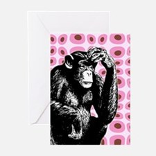 Monkey Cards (Pk of 10)