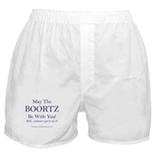 May The Boortz Be With You! Boxer Shorts