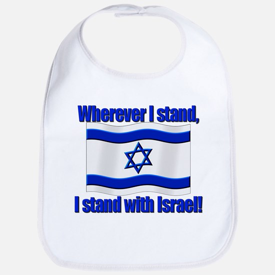 Wherever I stand! Bib