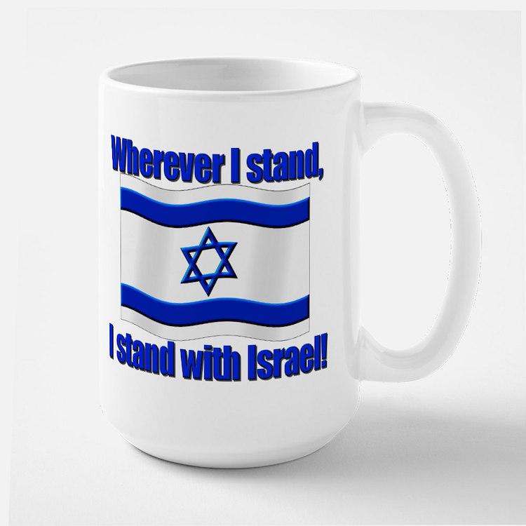 Wherever I stand! Mug