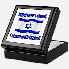 Wherever I stand! Keepsake Box