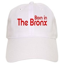 Born in The Bronx Baseball Cap