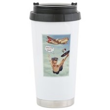 flygirl xanax.jpg Travel Mug
