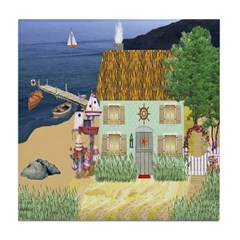 Lakeside Cottage Tile