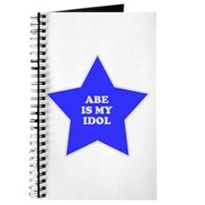 Abe Is My Idol Journal