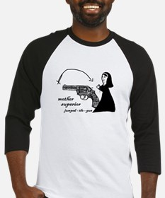 Mother Superior Baseball Jersey