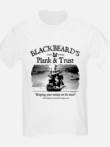 Plank & Trust Kids T-Shirt