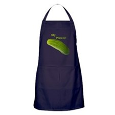 My Pickle! This one is mine or it is found. Apron