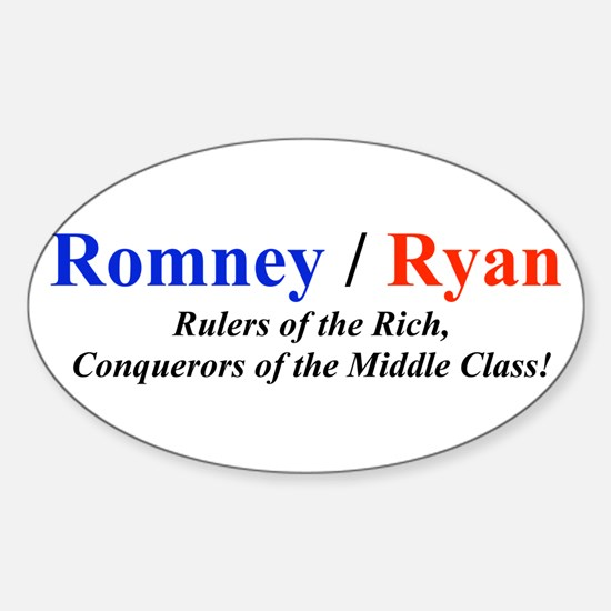 Romney/Ryan: Rulers of the Rich, Conquerors of the