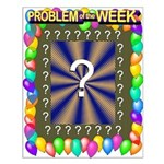 Problem of the Week Poster